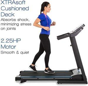 XTERRA TR150 Folding Treadmill