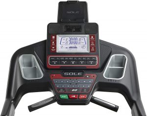 Sole Fitness F80 Console