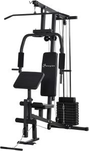 Soozier Home Gym